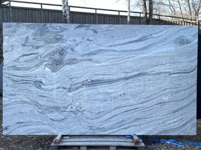 Viscount White Grå Granit Ljus granit Slab
